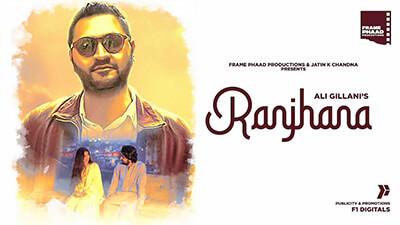 Ranjhana song lyrics Ali Gillani Junaid Azhar