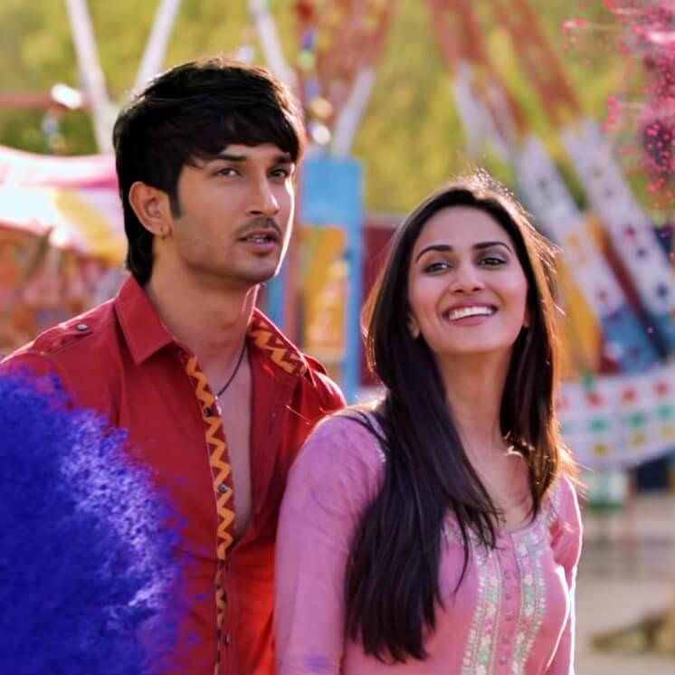 Shuddh Desi Romance Gulabi lyrics English translation