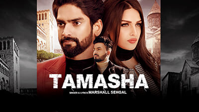 Tamasha Full Song lyrics Marshall Sehgal Himanshi Khurana