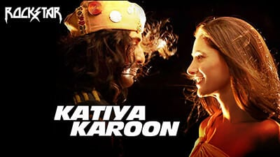 katiya karun lyrics meaning English