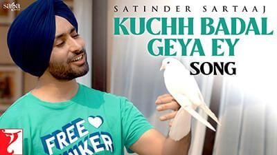 kuch badal gaya ey lyrics english meaning satinder sartaaj