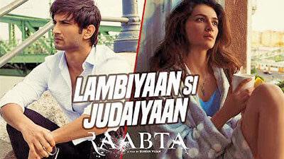 Lambiyaan Si Judaiyaan Lyrics Translation – Raabta (Movie)