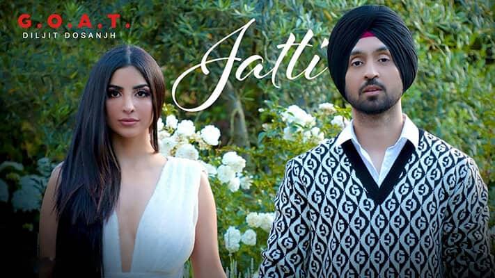 Diljit Dosanjh Jatti Punjabi track lyrics(1)