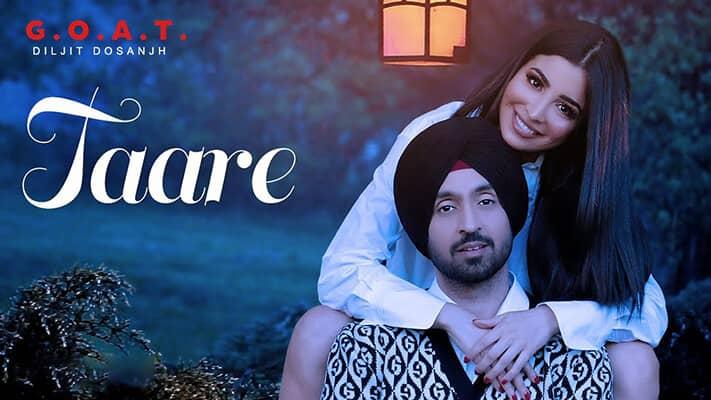 Diljit Dosanjh Taare track Punjabi lyrics(1)