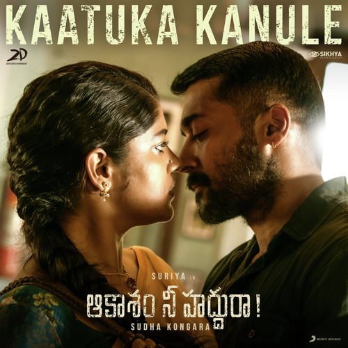 Kaatuka Kanule Aakaasam Nee Haddhu Ra Telugu lyrics