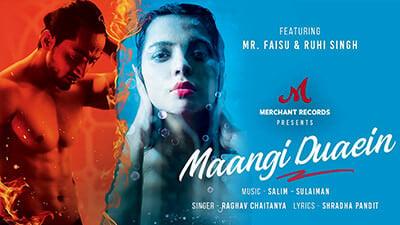 Maangi Duaein Mr Faisu Ruhi Singh song lyrics