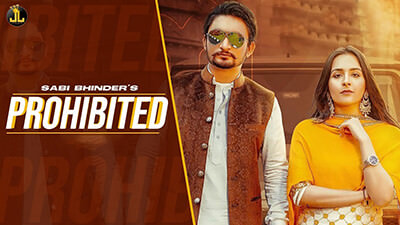 Prohibited song lyrics Sabi Bhinder & Gurlez Akhtar