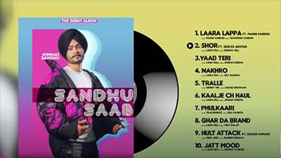 Shor (feat. Gurlez Akhtar) lyrics himmat sandhu
