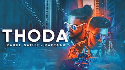 Thoda Rahul Sathu Raftaar song lyrics