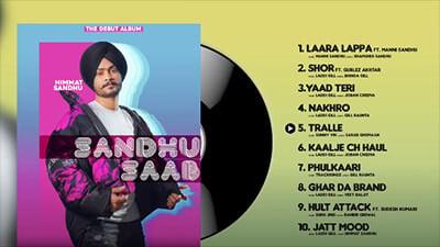 Tralle Himmat Sandhu lyrics