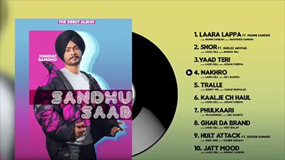 himmat sandhu nakhro lyrics