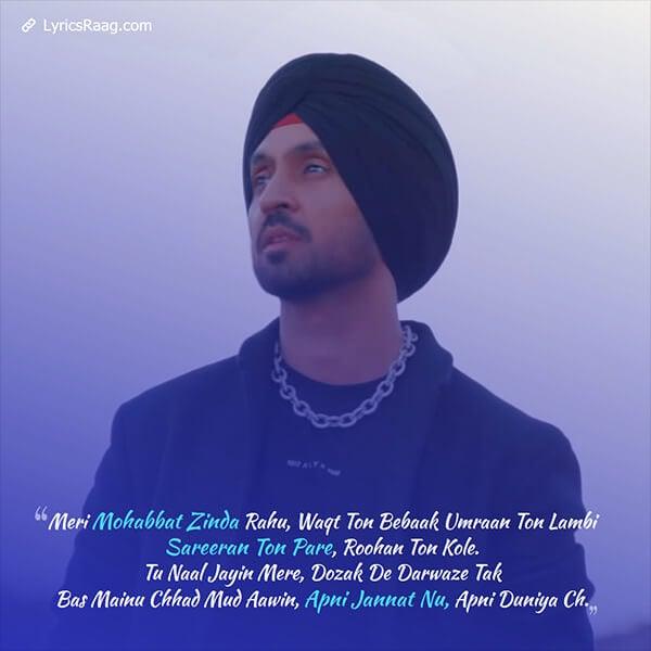 photo 2 for Peed status Diljit Dosanjh Punjabi quotes