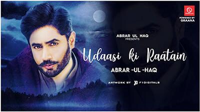 Abrar Ul Haq Udaasi Ki Raatain lyrics