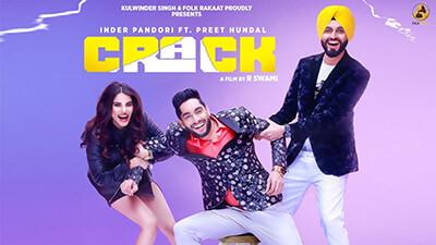 Crack Inder Pandori Preet Hundal song lyrics