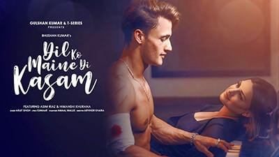 Dil Ko Maine Di Kasam arijit singh lyrics Hindi