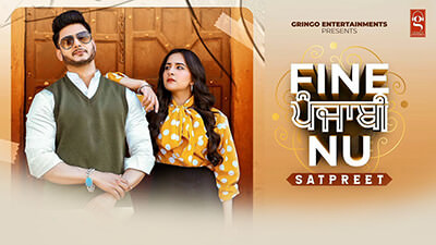 Fine Punjabi Nu Satpreet Mix Singh song lyrics