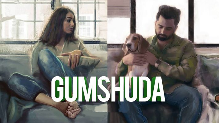 GHUMSHUDA Sharry Mann lyrics