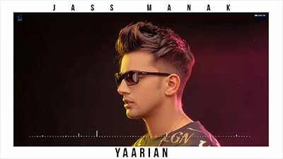 Jass Manak Ft. Asees Kaur yaarian lyrics