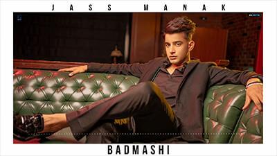 Jass Manak Ft. Gurlez Akhtar badmashi lyrics
