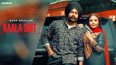 KAALA SUIT Roop Bhullar Mix Singh song lyrics