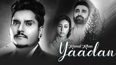 Kamal Khan Yaadan song lyrics
