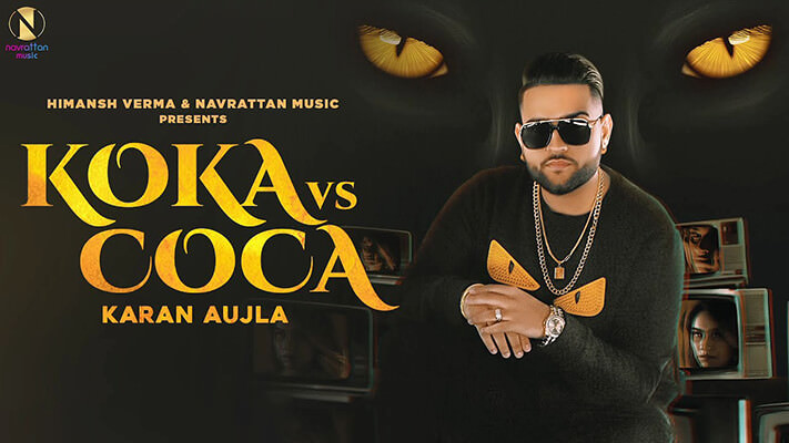Koka vs Coca Karan Aujla song lyrics