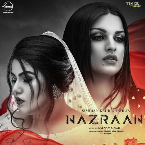 Nazraan lyrics by Simiran Kaur Dhadli simran