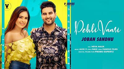 Pehli Vaari Song Joban Sandhu Ft Neha Malik lyrics