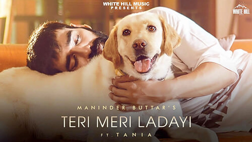 TERI MERI LADAYI Maninder Buttar song lyrics