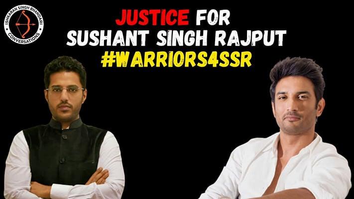 Warriors4SSR Justice for Sushant Singh Rajput Theme Song lyrics