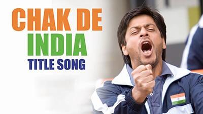 chak de india song lyrics meaning in english