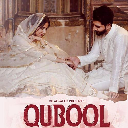 qubool song lyrics bilal saeed