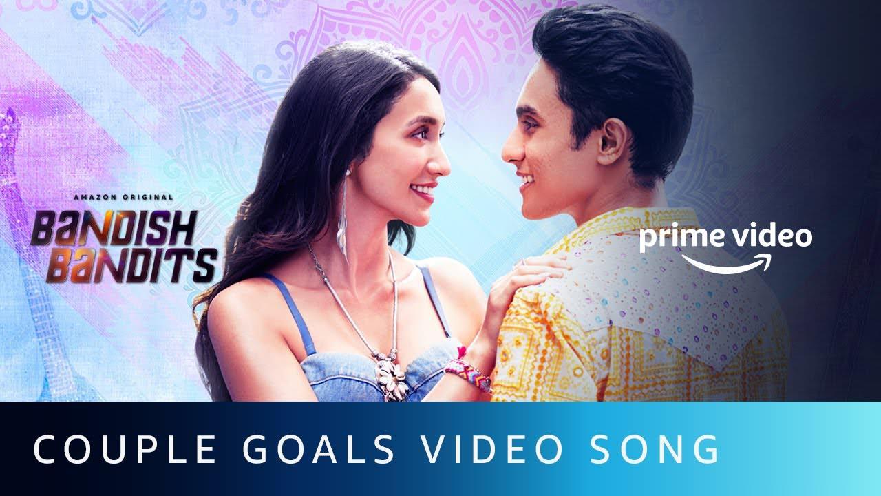 Couple Goals Song Lyrics - Bandish Bandits   TV Series