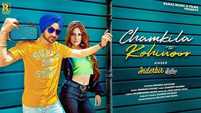 Chamkila to Kohinoor Inderbir Sidhu lyrics