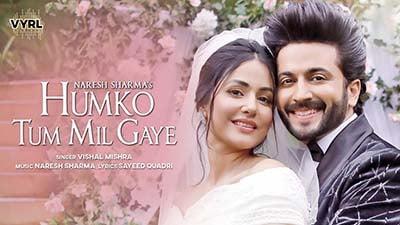 Humko Tum Mil Gaye Naresh Sharma Vishal Mishra lyrics