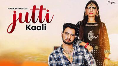 Jutti Kali Masoom Sharma AK Jatti, Biru Kataria lyrics