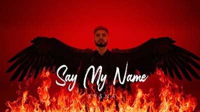 KR$NA SAY MY NAME HINDI VERSION KALAMKAAR LYRICS