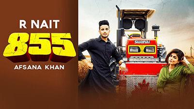 R Nait 855 Afsana Khan lyrics