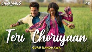 Chhalaang: Teri Choriyaan