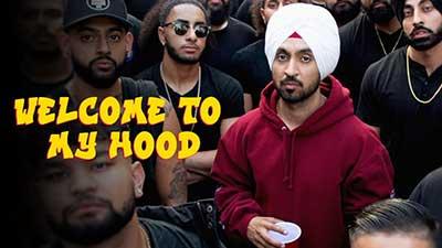 Diljit-Dosanjh-Welcome-To-My-Hood-lyrics