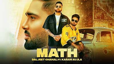 Math-Daljeet-Chahal-Karan-Aujla-lyrics