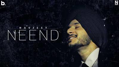 Neend Lyrics – Navjeet | Sleepless in Love