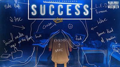 Success Lyrics - Karma Kalamkaar