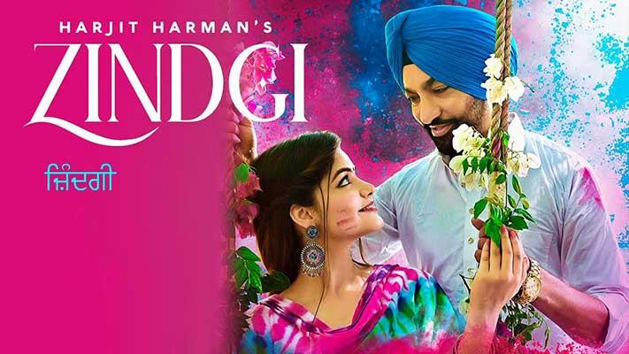 Zindgi-Harjit-Harman-lyrics