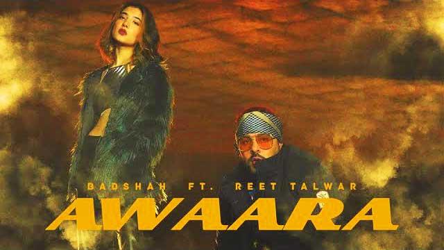 Awaara-lyrics-Badshah-Ft