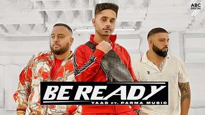 BE-READY-Yaad-lyrics