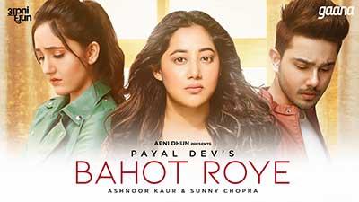 Bohat-Roye-Lyrics-In-Hindi-Payal-Dev