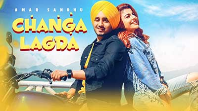 Changa-Lagda-lyrics-Amar-Sandhu