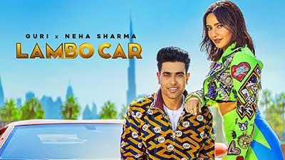 Lambo-Car-Guri-Neha-Sharma-lyrics-English
