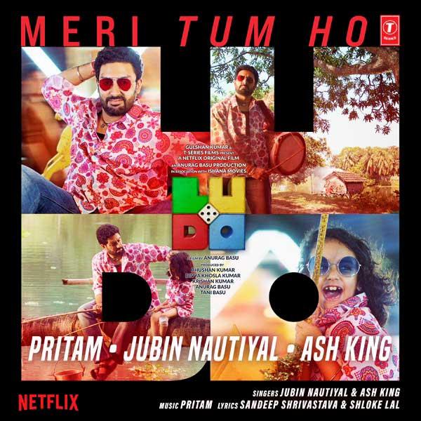 Meri-Tum-Ho-Ludo-lyrics-English-Jubin